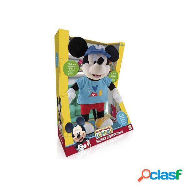 Mickey Mouse Mi Amigo Mickey Interactivo| Juguete Infantil