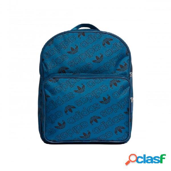 Mochila Adidas Bp Cl M Ac Gr Azul U
