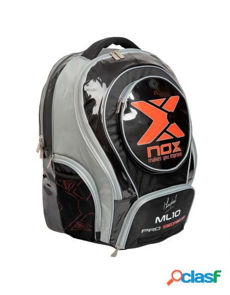 Mochila nox ml10 pro 2020 | accesorios de padel | time2padel