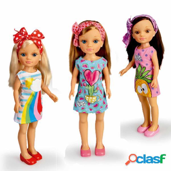 Muñeca Nancy, Un día de pañuelos trendy