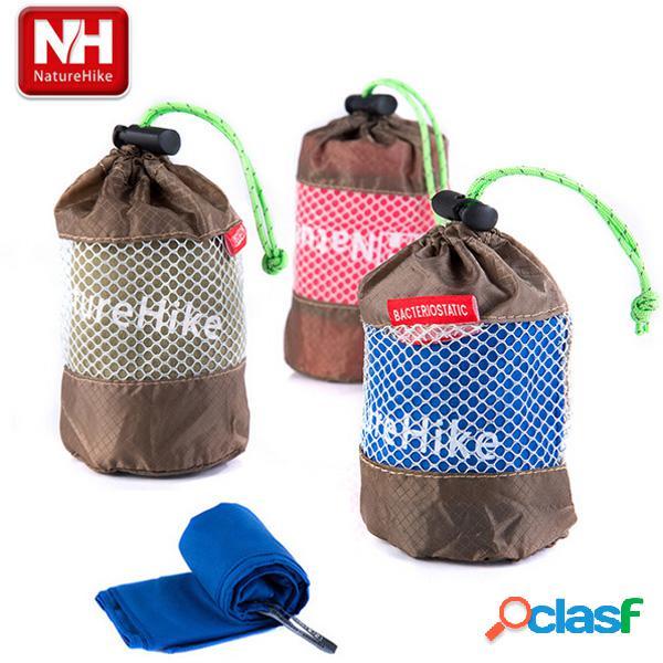 NatureHike toalla de microfibra de secado rápido toalla de