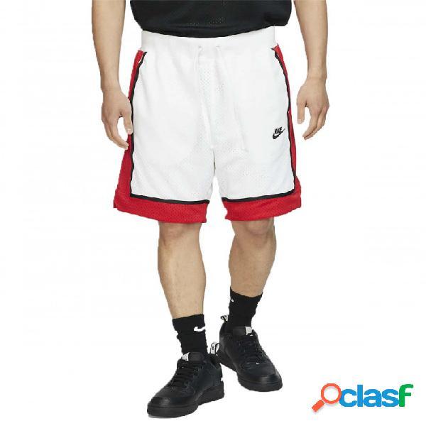 Nike Deporte Hombre Pantalon Corto Blanco M Medium