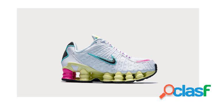 Nike W Nike Shox Tl - Talla: 40 - Zapatillas Nike Para Mujer