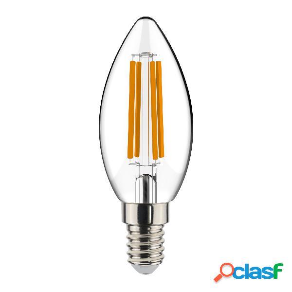 Noxion Lucent con Filamento LED Candle 4.5W 827 B35 E14