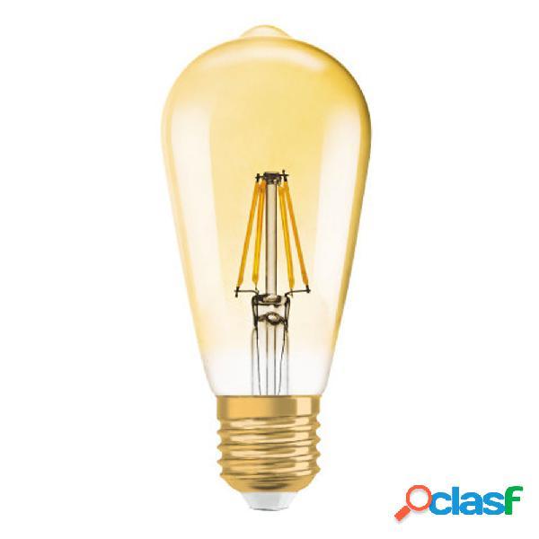 Osram Vintage 1906 LED E27 Edison 2.5W 824 Oro | Reemplazo
