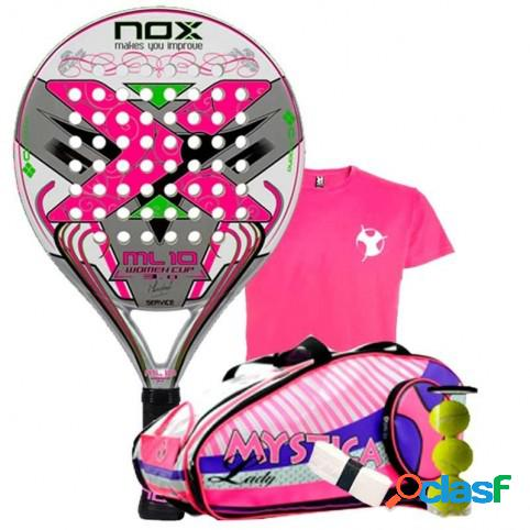 Pala Nox ML10 Woman Cup P3 Legend 350 - 365 gr