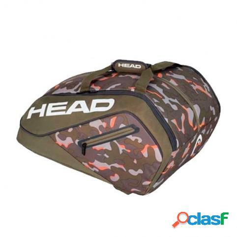 Paletero Head Camo Ltd. Padel Monstercombi 360 - 370 gr U