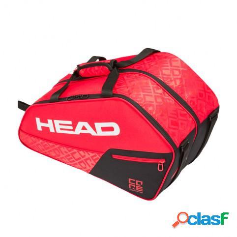 Paletero Head Core Padel Red 2019 Rojo