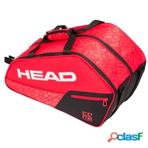 Paletero Head Core Padel rojo U Indefinido