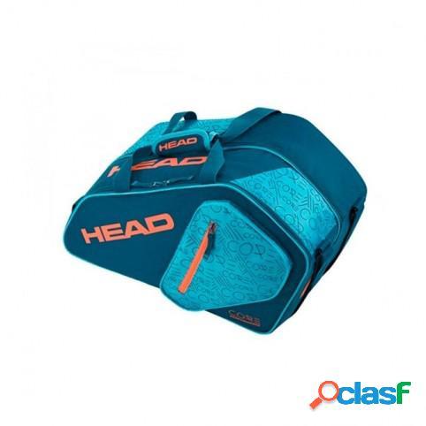Paletero Head Padel Core Combi Azul 2018 Turquesa