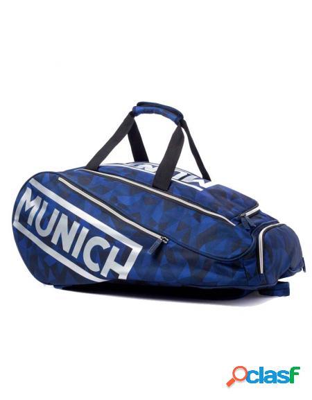 Paletero munich azul 2020 | accesorios de padel | time2padel