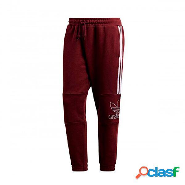 Pantalón Adidas Outline Pant Burdeo Extra Large Xl