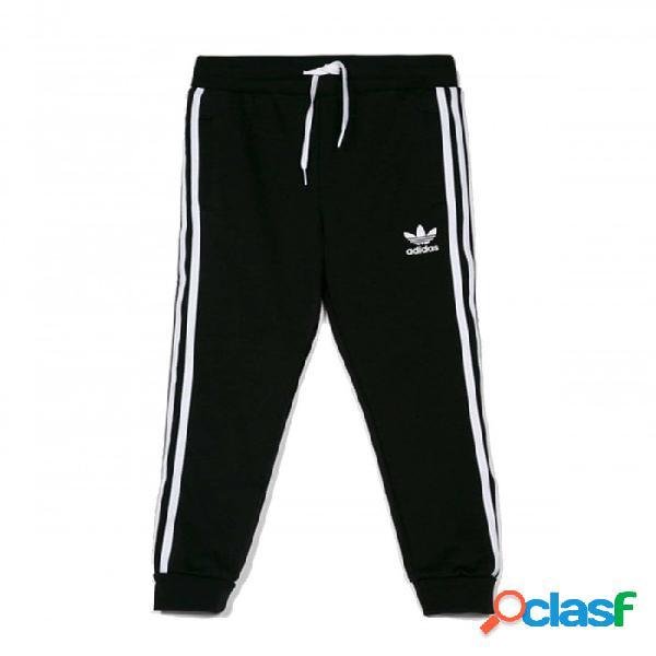 Pantalón Adidas Trefoil Pants 8-9a Negro