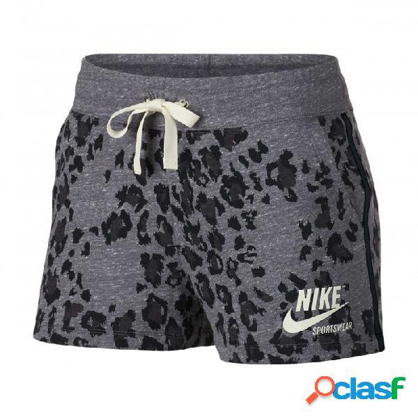 Pantalón Nike Sportswear Gym Vintage Gris M