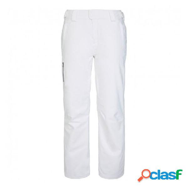Pantalones De Esquí The North Face Jeppeson Mujer 38 Blanco