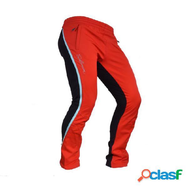 Pantalones Esquí De Travesía Salomon Active Soft Shell