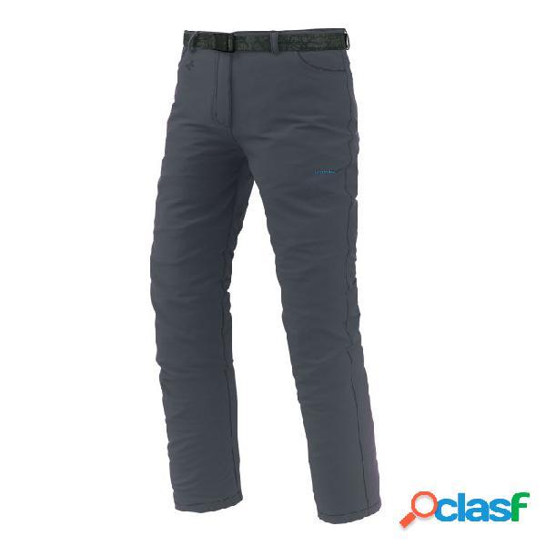 Pantalones Trangoworld Elbert Mujer Gris Gris L