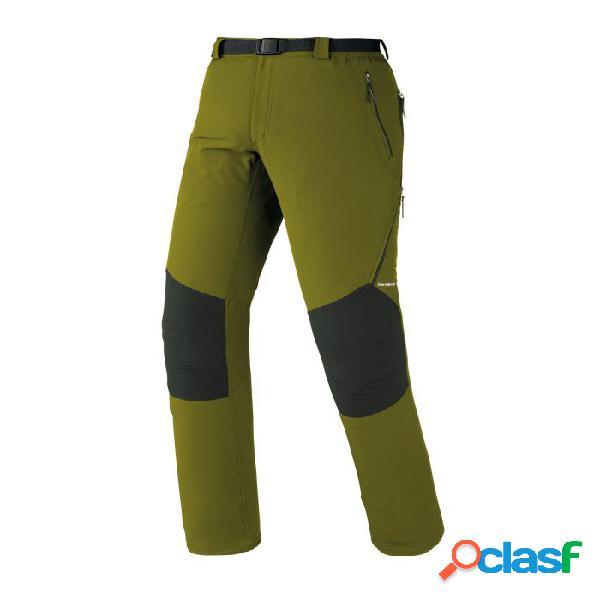 Pantalones Trangoworld Kasu Fi Hombre Verde S Verde