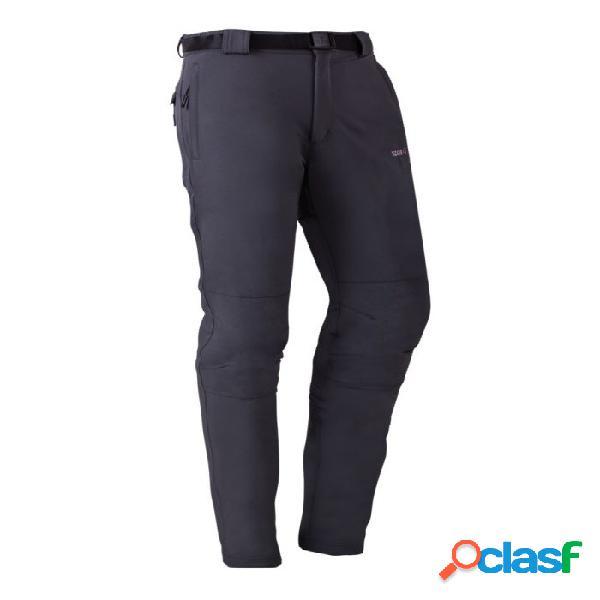 Pantalones Trekking Izas Vinson Hombre Gris Gris Xl