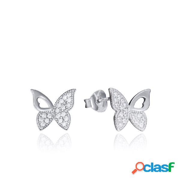 Pendientes Viceroy Plata Mariposa Mujer 71053e000-30