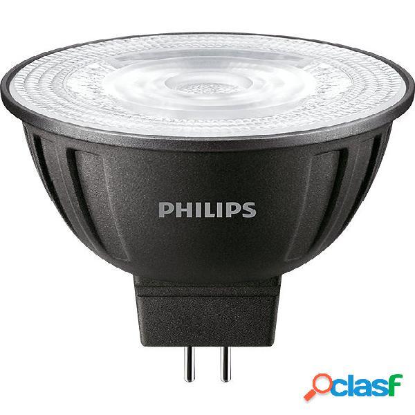 Philips LEDspot LV GU5.3 MR16 8W 840 36D (MASTER) | Blanco