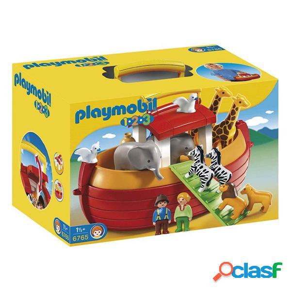 Playmobil 1, 2, 3 Arca de Noé