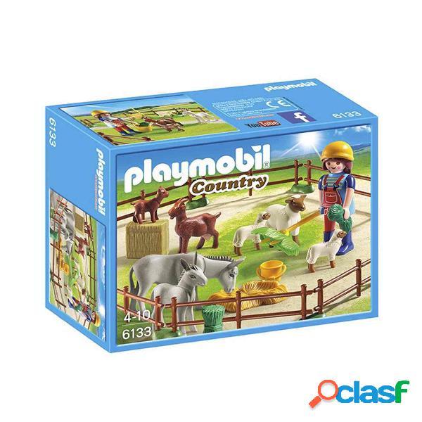 Playmobil Animales de la Granja 6133