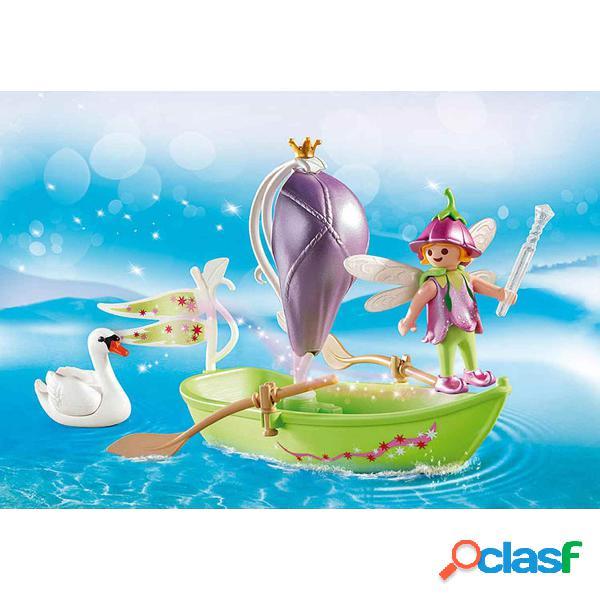 Playmobil Maletín Barco de Hadas 9105