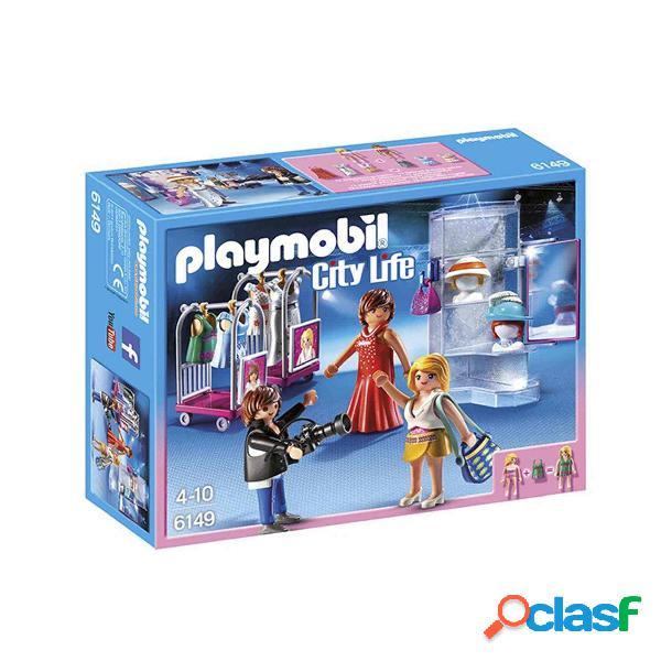 Playmobil Sesión Fotos De Moda