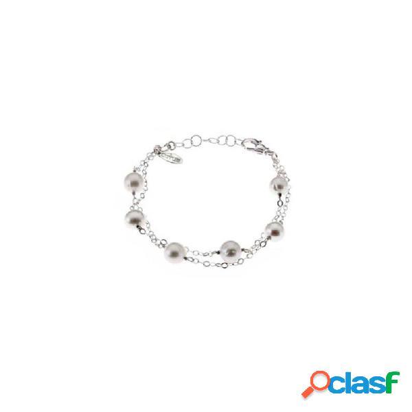 Pulsera Lotus Silver Mujer Lp1071-2/1
