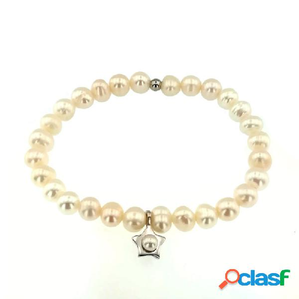 Pulsera Plata Y Perlas Niña 046646-1-1-sin-anill