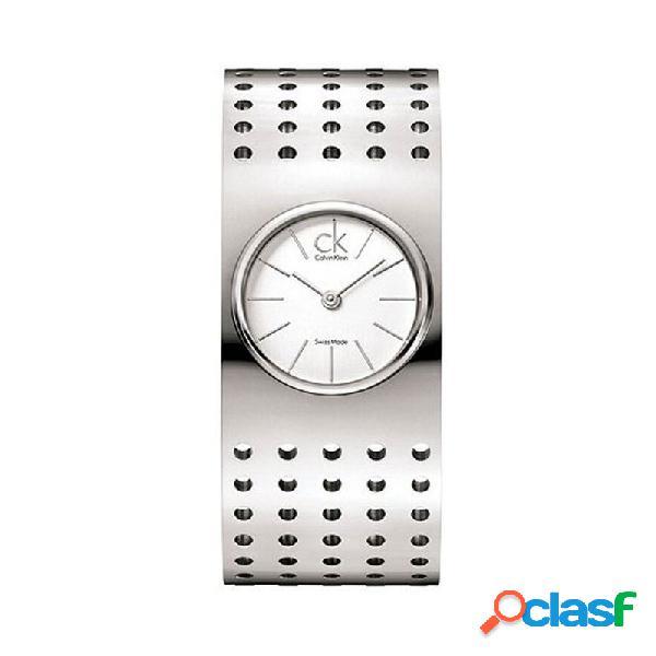 Reloj Calvin Klein Acero Analogico Mujer K8323120