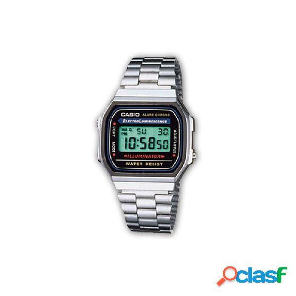 Reloj Casio Acero Hombre A168wa-1yes
