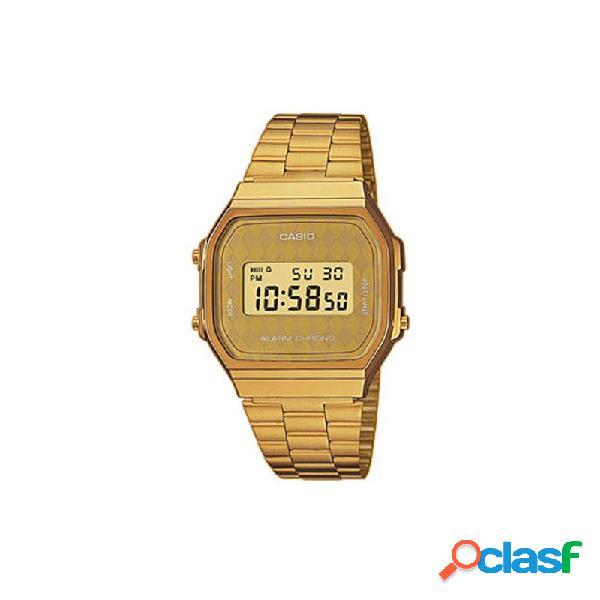 Reloj Casio Acero Hombre A168wg-9bwef