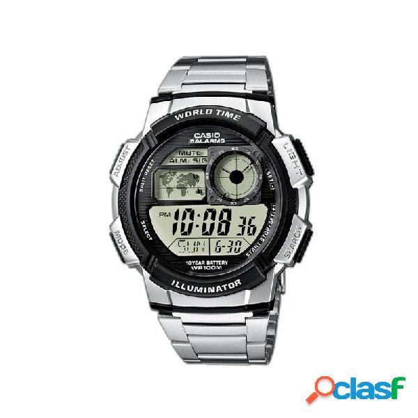 Reloj Casio Digital Crono Hombre Ae-1000wd-1avef