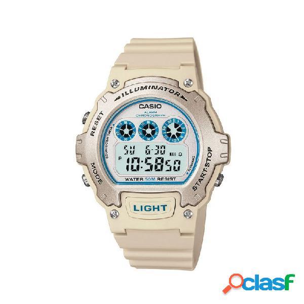 Reloj Casio Digital Crono Hombre W-214h-8aves