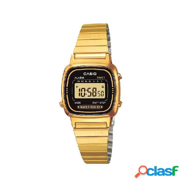 Reloj Casio Digital Crono Mujer Cadete La670wega-1ef