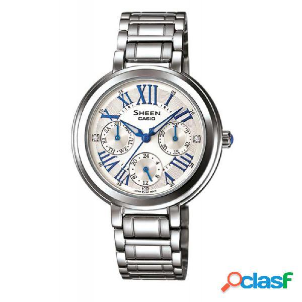 Reloj Casio Mujer She-3034d-7auer