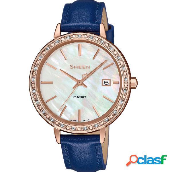 Reloj Casio Mujer She-4052pgl-7auef