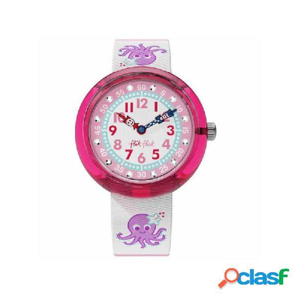 Reloj Flik Flak Fbnp011c Octostripe
