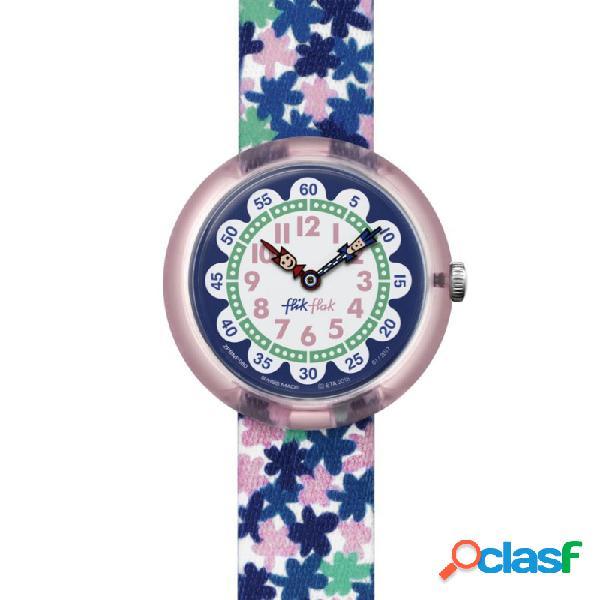 Reloj Flik Flak Niña London Flower Fbnp080