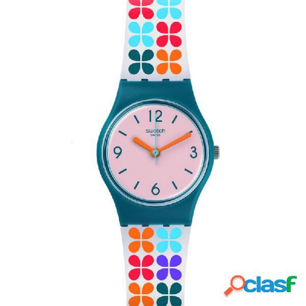Reloj Swatch Mujer Paseo De Gracia Ln151