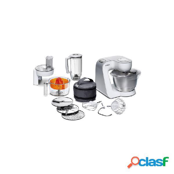 Robot de cocina bosch mum5-blanco