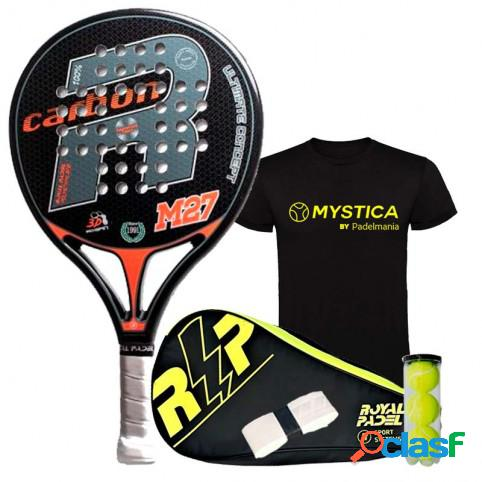 Royal Padel M27 2019 365 - 380 gr