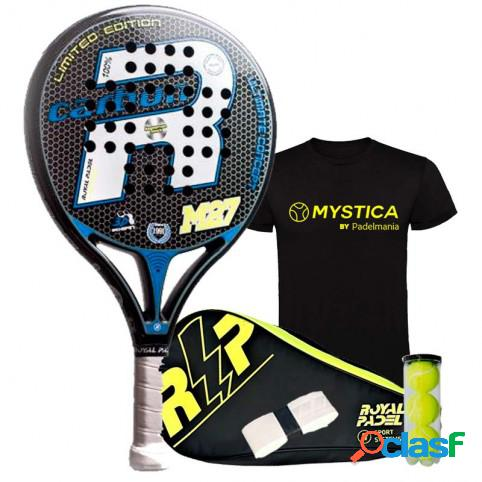 Royal Padel M27 Hybrid Limited Edition 2019 350 - 370 gr