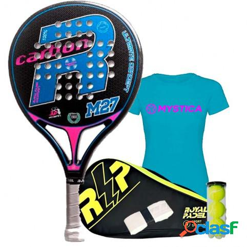 Royal Padel M27 Woman 2019 350 - 370 gr