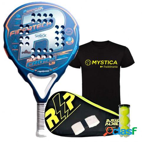 Royal Padel Supercross 2019 360 - 380 gr