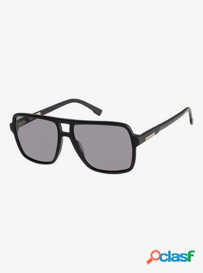 Scrambler - Gafas de Sol para Hombre - Negro - Quiksilver