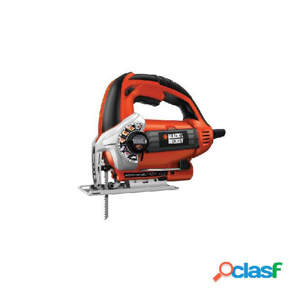 Sierra de calar black and decker ks 900 sk 620w