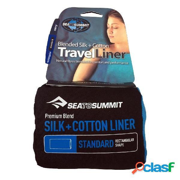 Silk cotton travel liner standard
